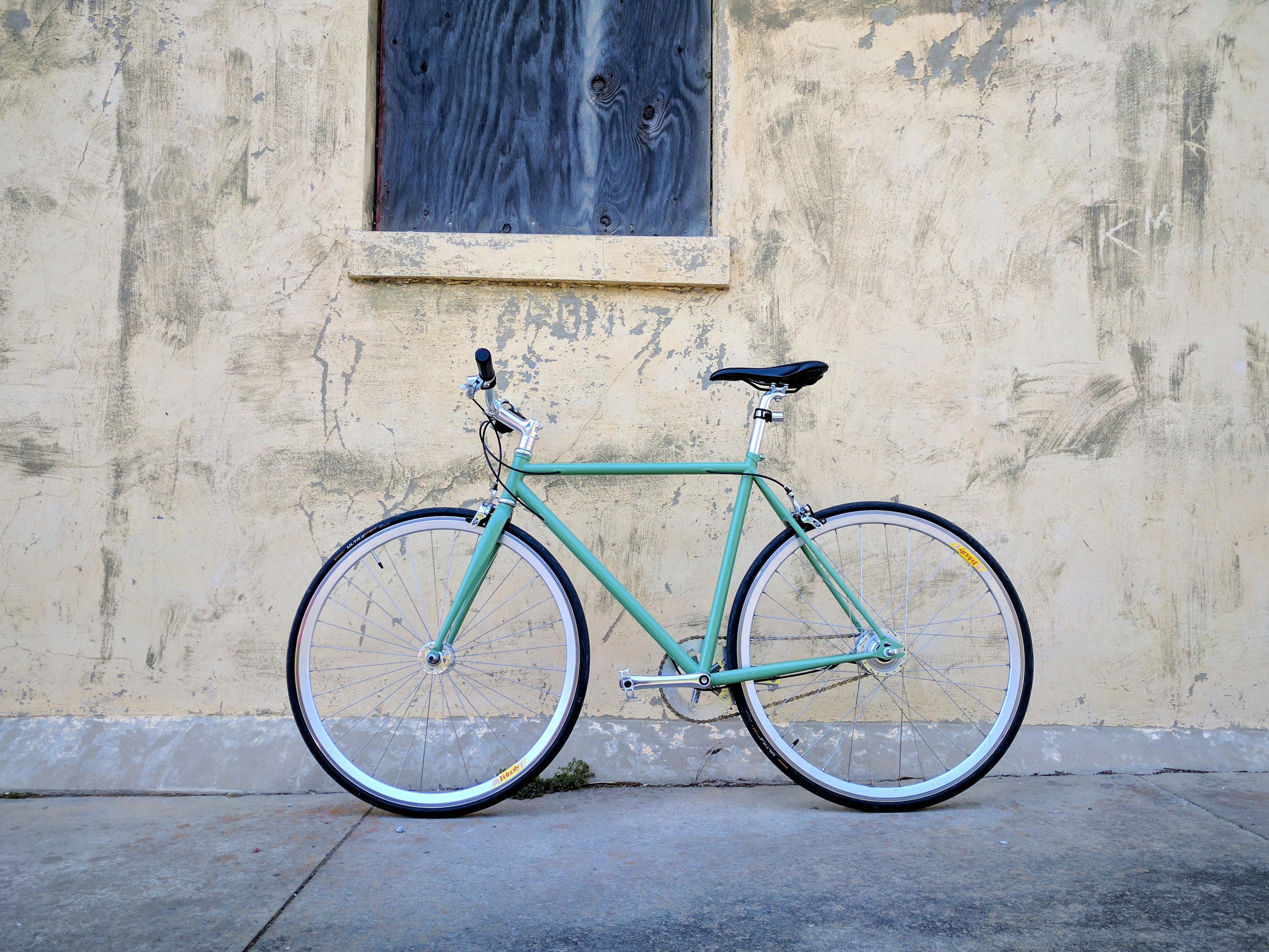 Bicycle at Angel Island